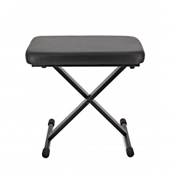 Deluxe Keyboard Bench by Gear4music