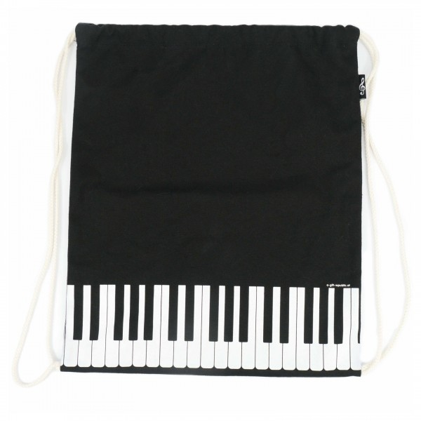 Agifty Drawstring Bag, Keys - Front