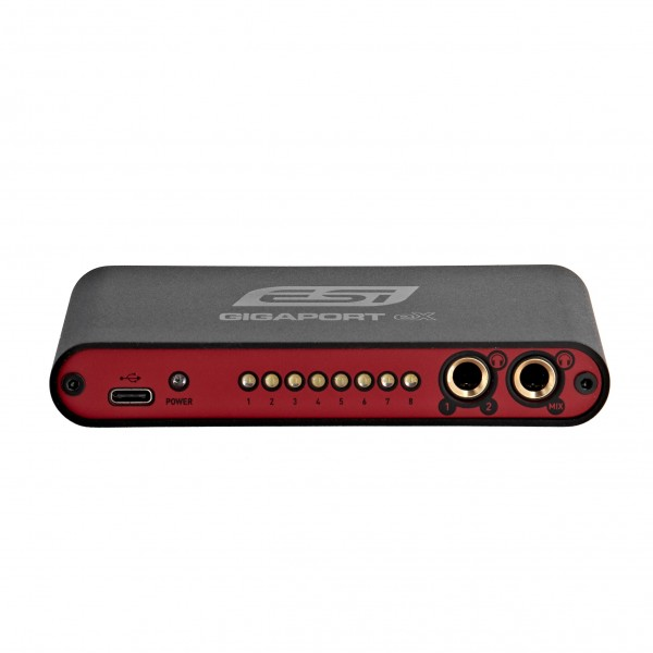 ESI GIGAPORT eX USB Audio Interface