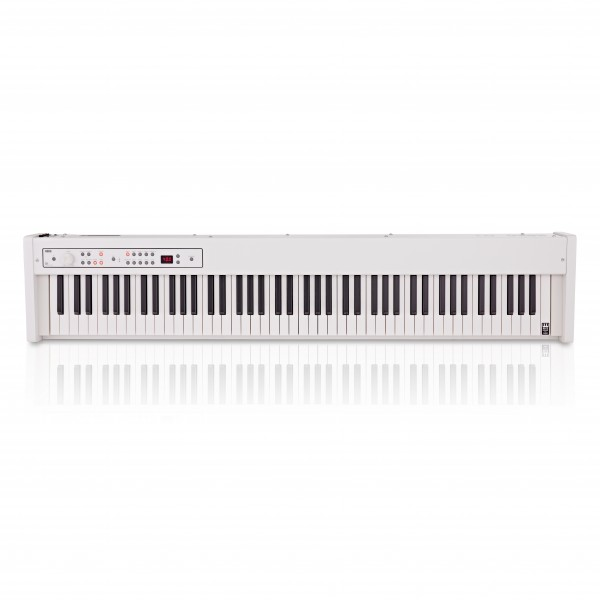 Korg D1 Digital Stage Piano, White