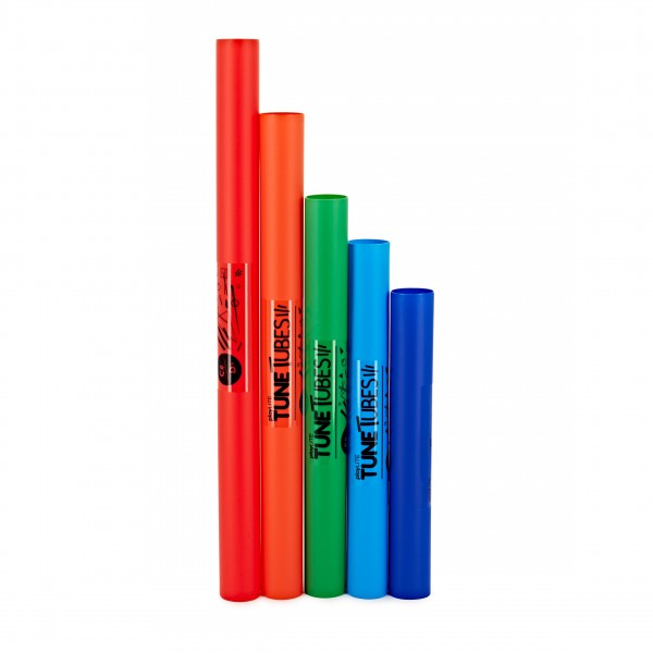 playLITE Tune Tubes, Chromatic Expansion Set by Gear4music