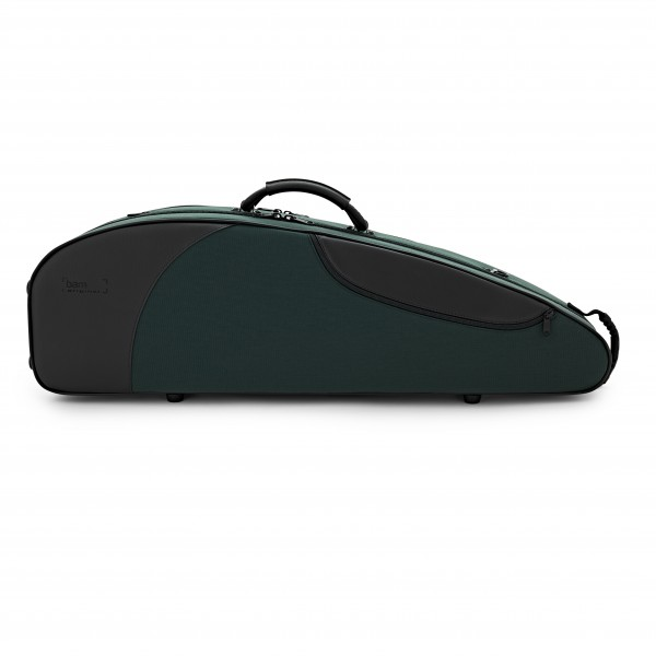 BAM 5003SV Classic III Shaped Violin Case, Forest Green
