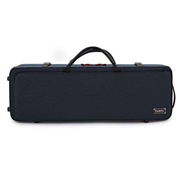 BAM 2002 Classic Violin Case, Navy Blue
