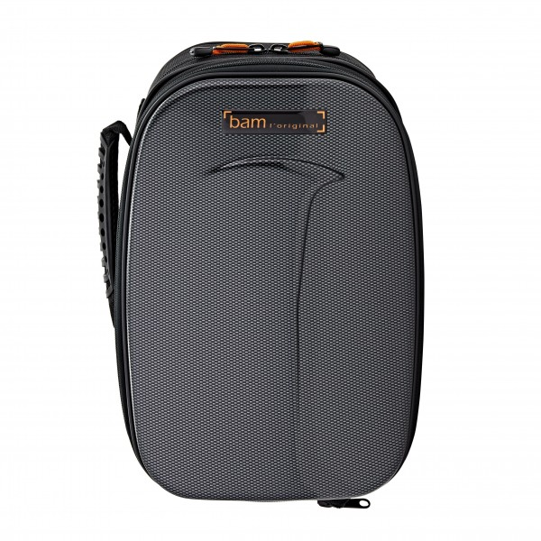 BAM New Trekking Bb Clarinet Case, Black Carbon Finish