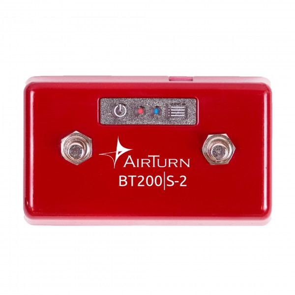 AirTurn 2 Switch Controller