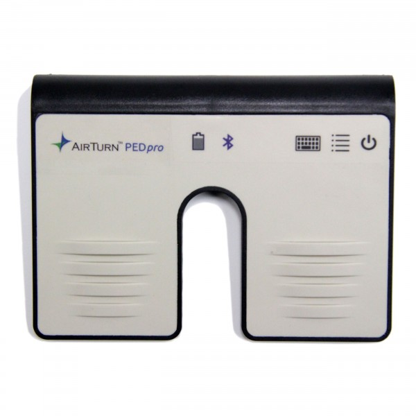 AirTurn PEDpro Dual Footswitch Controller