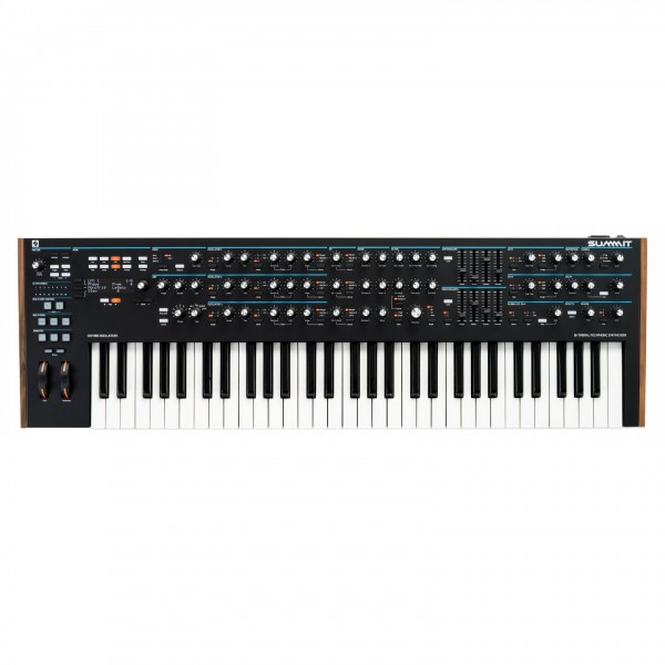 Novation Summit Hybrid Synthesizer - Top