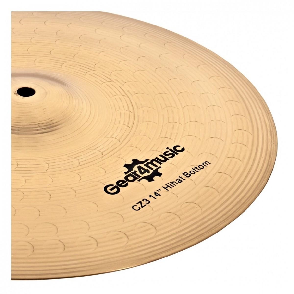 CZ3 20 Ride Cymbal by Gear4music