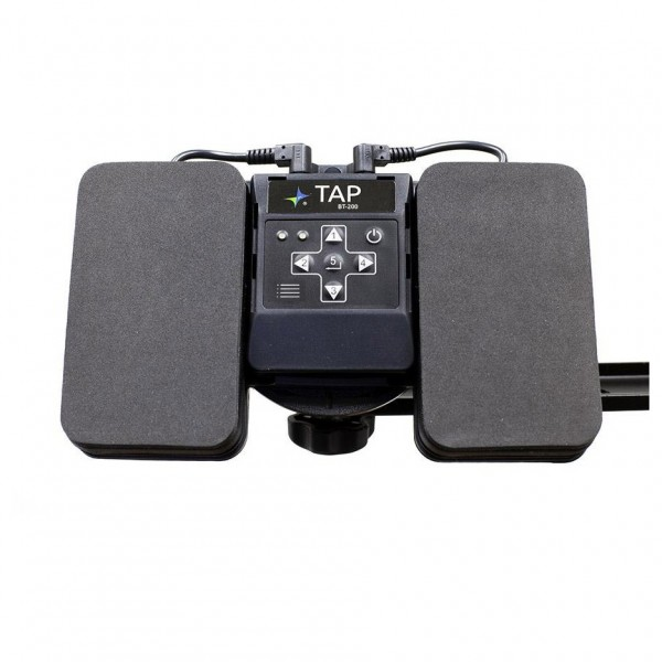 AirTurn TAP Wireless Trigger Pads - Front View
