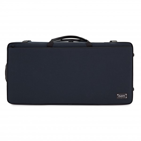BAM 2006 Classic Violin and Viola Case, Navy Blue