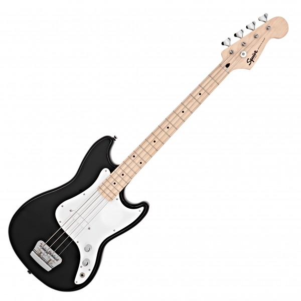 Squier Affinity Bronco Bass, Black