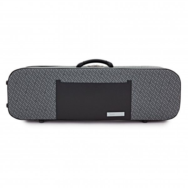 BAM 5001SG Signature Stylus Violin Case, Grey