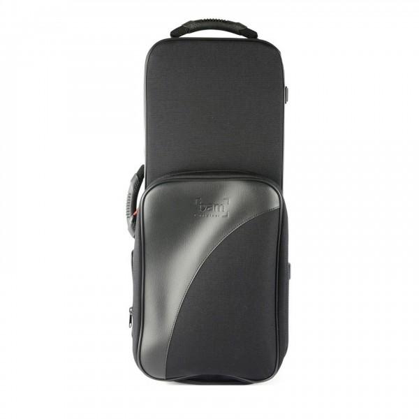 BAM 3025S Trekking Bass Clarinet Case, Low Eb