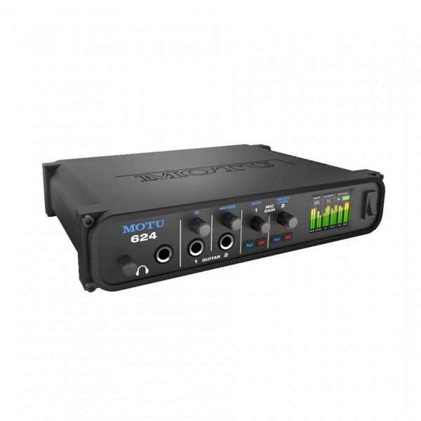 MOTU 624 Thunderbolt/USB3 Audio Interface