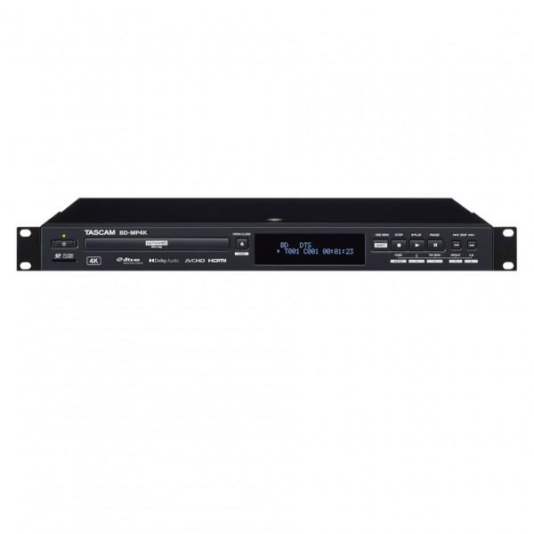 Tascam BD-MP4K 4K/UHD Blu-Ray Player