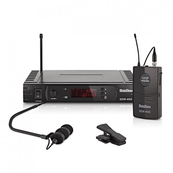 SubZero SZW-40S Wireless Instrument Mic System