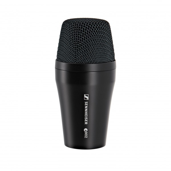 Sennheiser e902 Dynamic Cardioid Bass Instrument Microphone - Front
