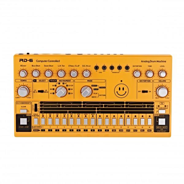 Behringer RD-6 Drum Machine, Yellow