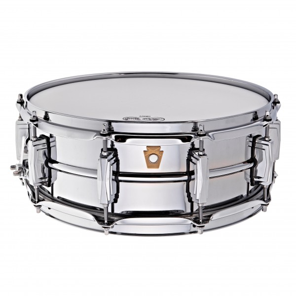 """Ludwig LM400 14"""" x 5"""" Supraphonic Snare Drum, Imperial Lugs"""