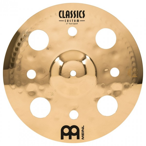 "Meinl Classics Custom 12"" Trash Splash"