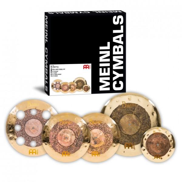 Meinl Byzance Dual Core Cymbal Set