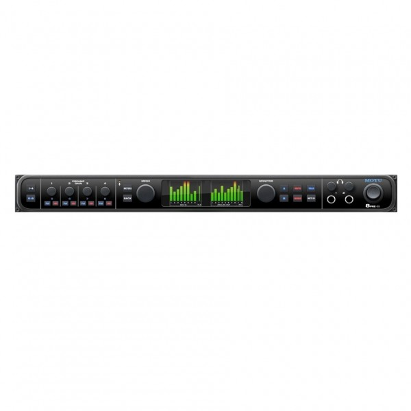 MOTU 8pre-ES Thunderbolt/USB Audio Interface