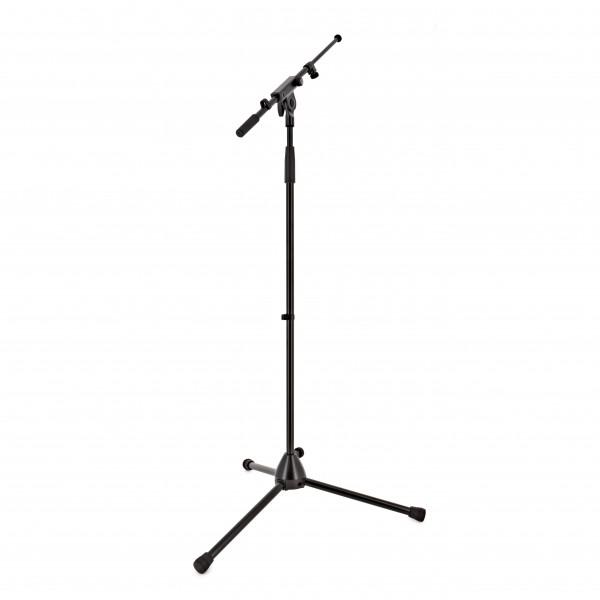 K&M 210/8 Microphone Stand, Black