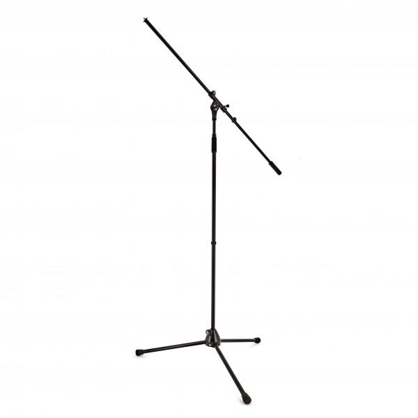 K&M 21021 Overhead Microphone Stand, Black
