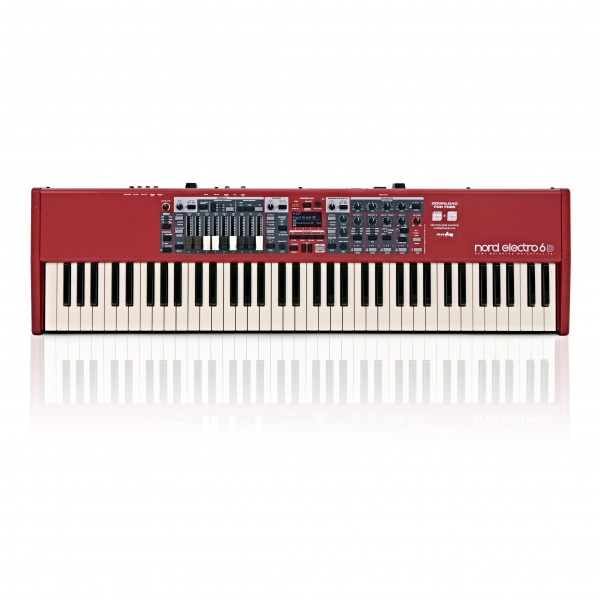 Nord Electro 6D 73-Note Semi Weighted Keyboard