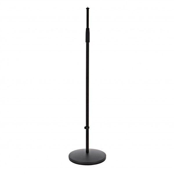 K&M 260/1 Upright Microphone Stand, Black
