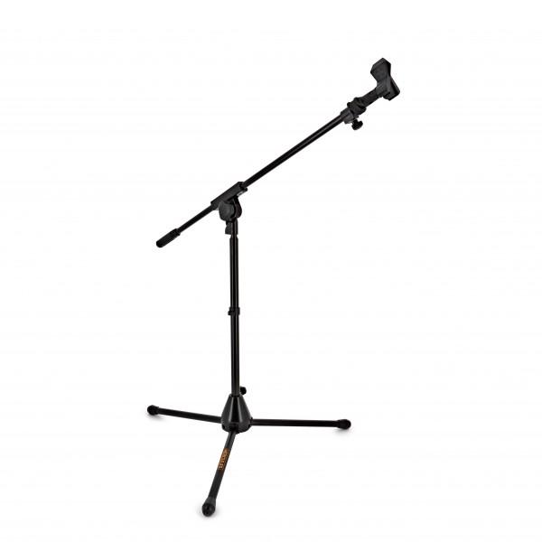 Hercules Quik n Ez Mini Boom Tripod Microphone Stand