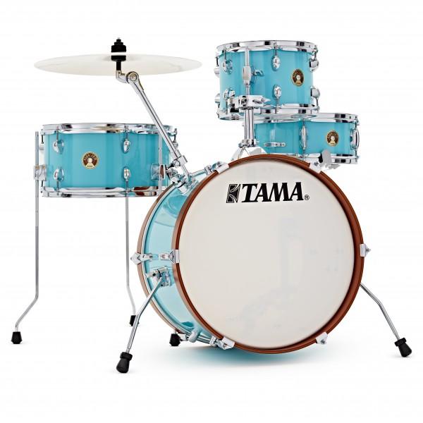 Tama Club-Jam Shell Pack w/ Cymbal Holder, Aqua Blue