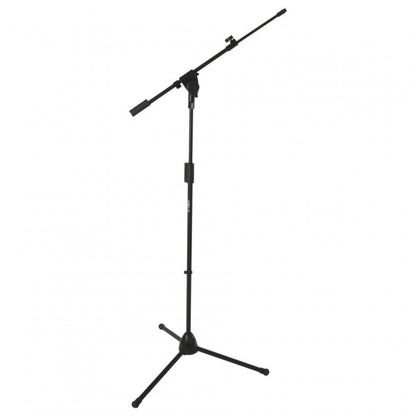 Quiklok A514 Heavy Duty Telescopic Boom Microphone Stand- Front