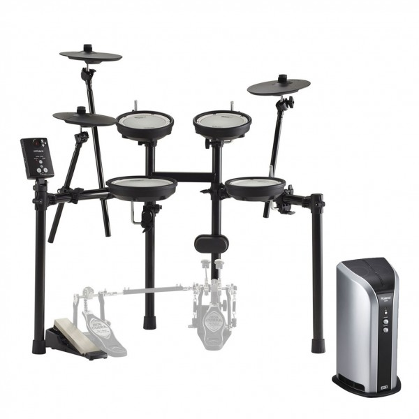 Roland TD-1DMK V-Drums Electronic Drum Kit with PM-03 Monitor