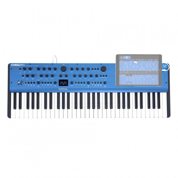 Modal Electronics COBALT8 X Virtual Analog Synthesizer (No iPad is included)