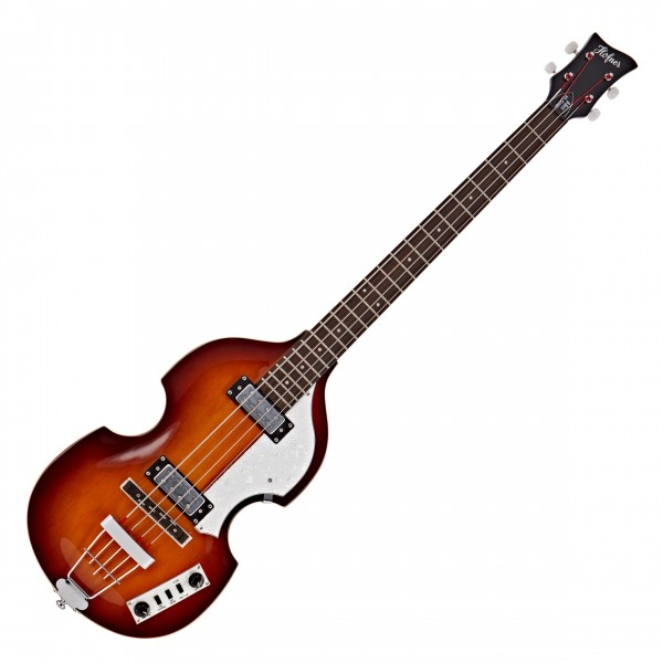 Hofner Ignition Violin Bass, Sunburst