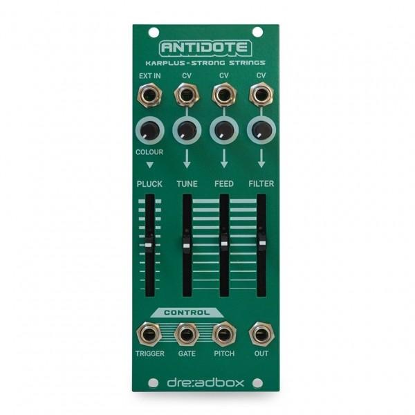 Dreadbox Antidote Karplus Strong-Strings