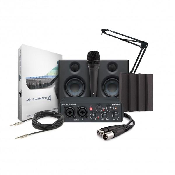 Shure and Presonus Music Production Suite