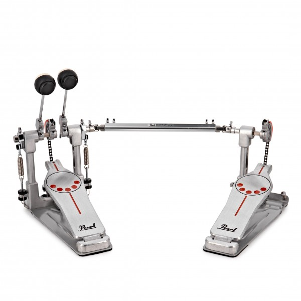 Pearl Demonator Double Kick Pedal, Left-Footed