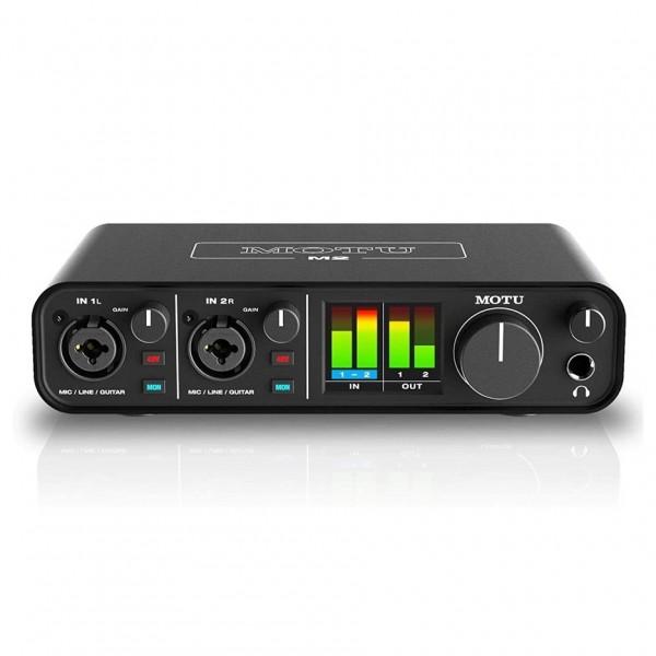 MOTU M2 2-Channel Audio Interface