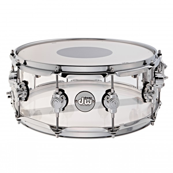 DW Design Series 14 x 5.5 Acrylic Snare Drum