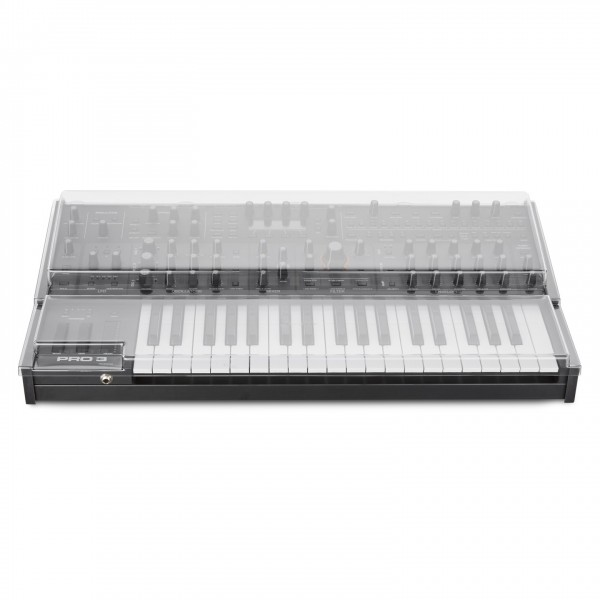 Decksaver Sequential Pro 3 Cover - Front Top
