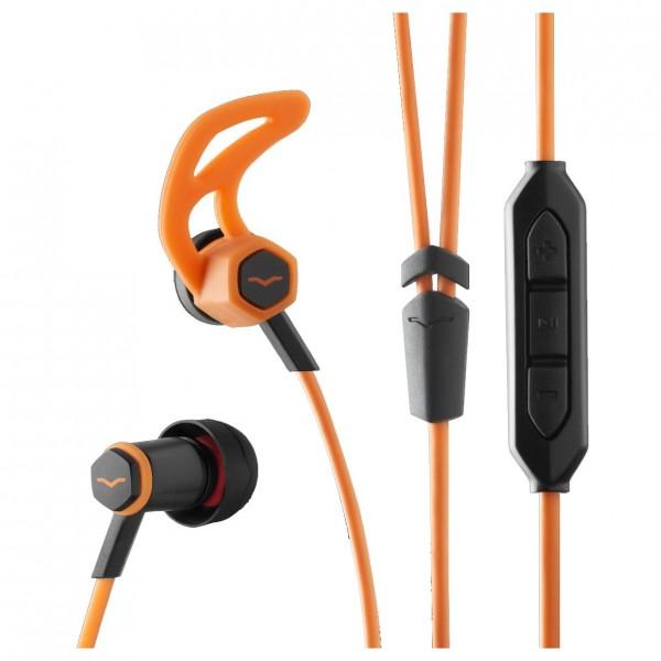 V-Moda Forza In-Ear Headphones, Orange (Android)