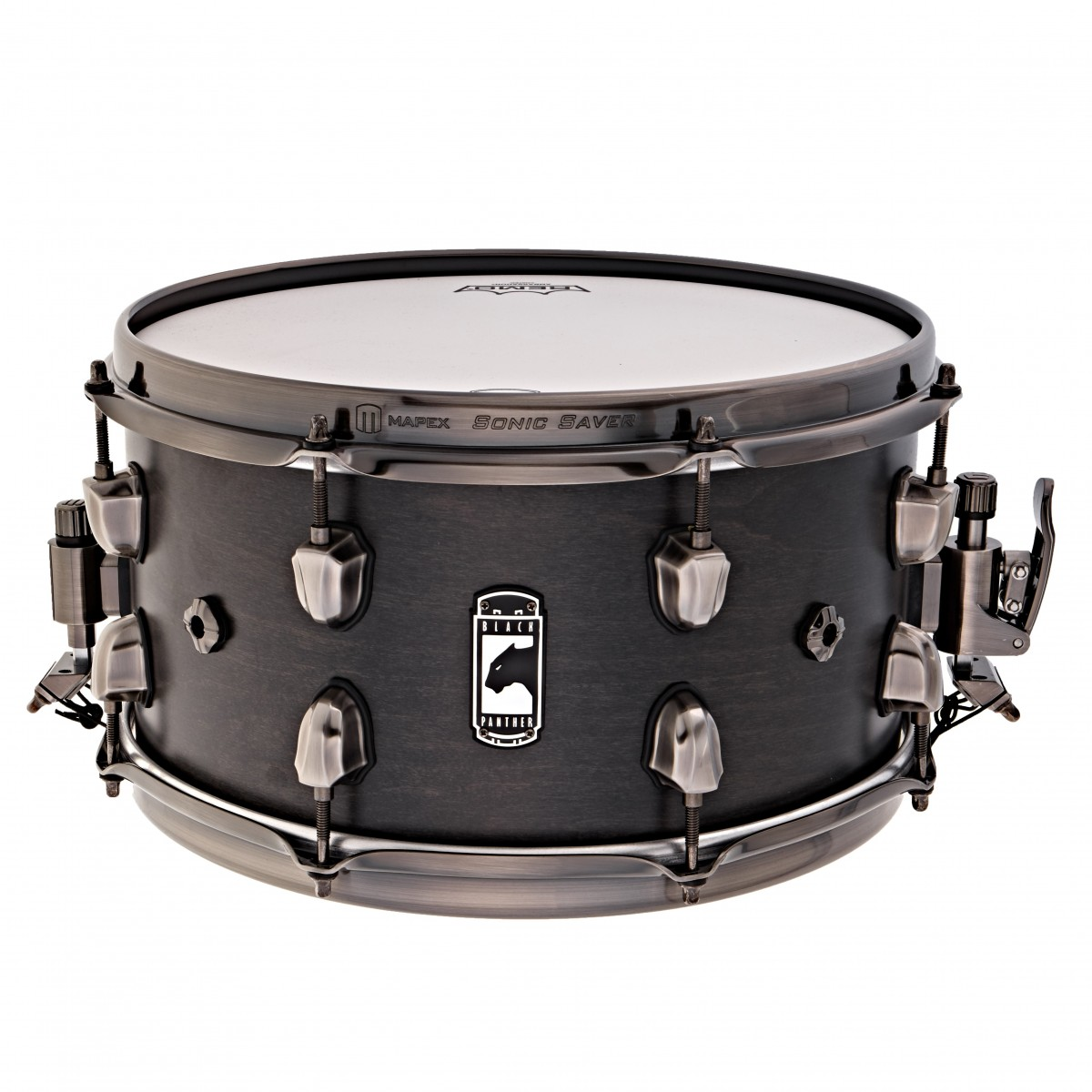 Mapex Black Panther 'Hydro' 13 x 7 Maple Snare Drum