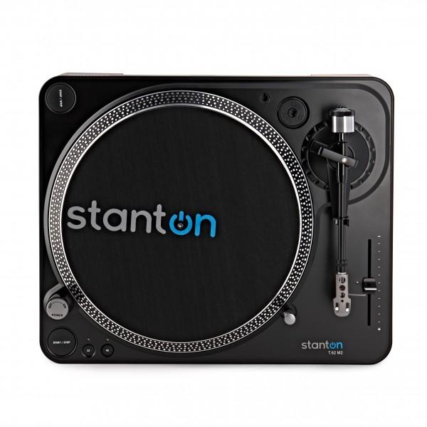 Stanton T.62 MK2 DJ Turntable
