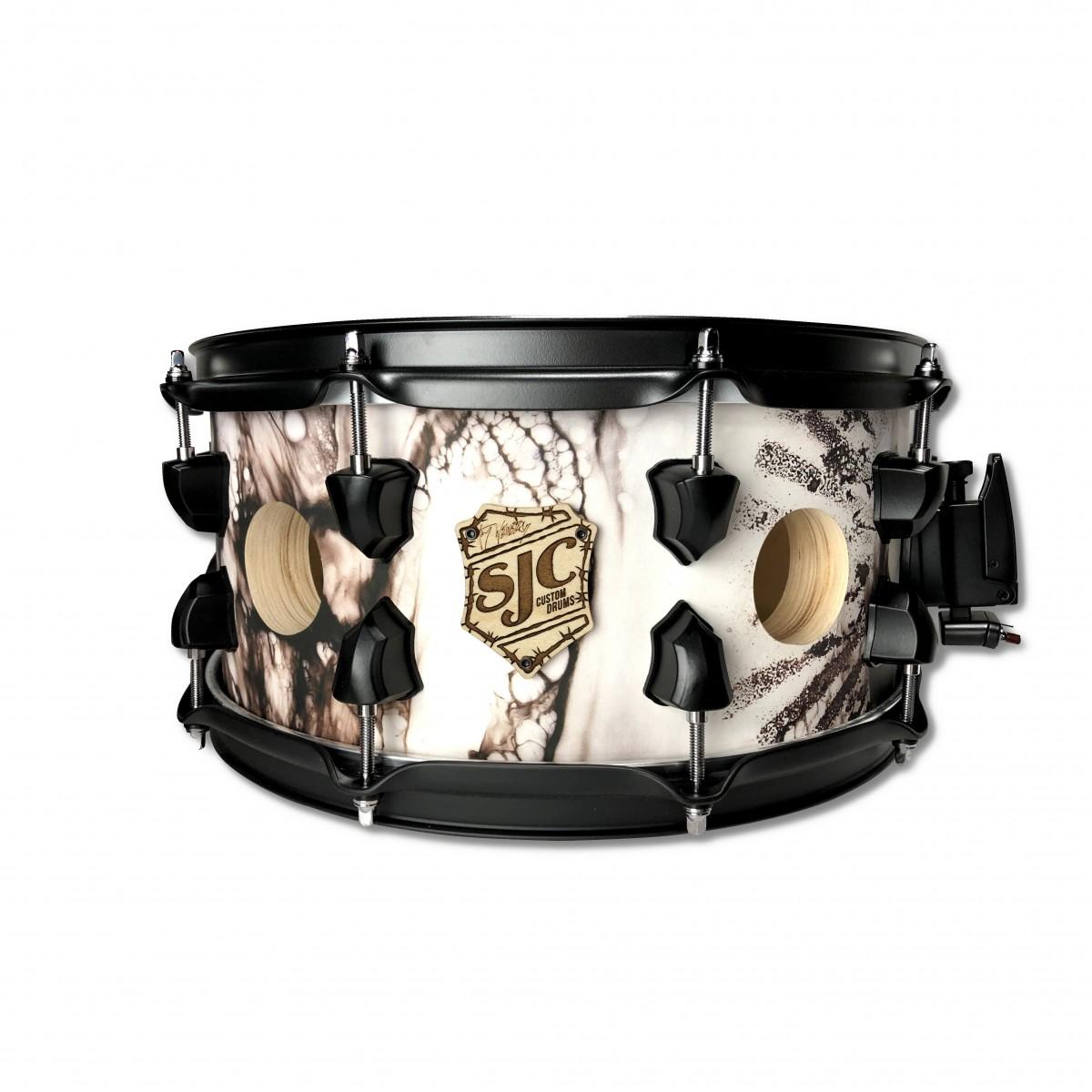 SJC Jay Weinberg 14 x 6.5 Signature Snare Drum