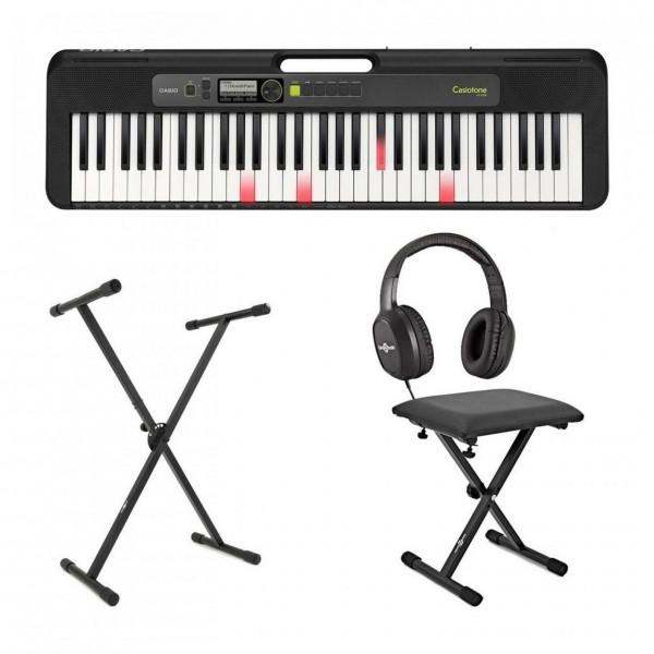 Casio LK S250 Portable Keyboard Package