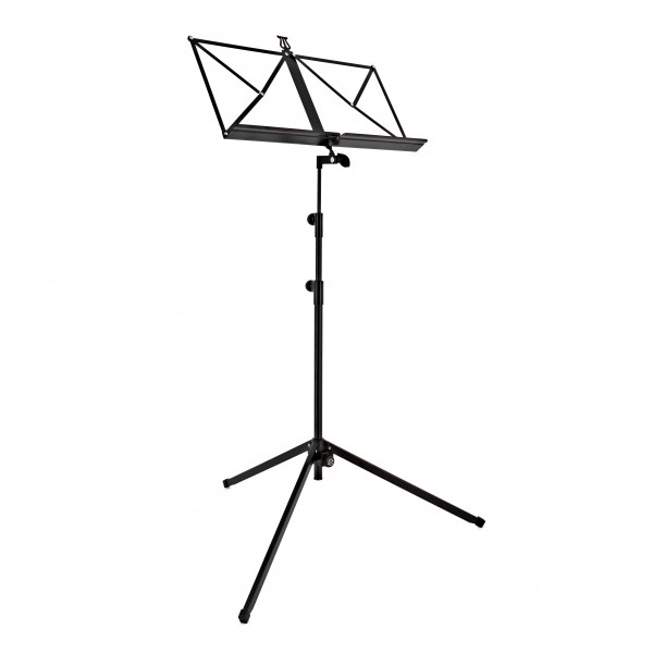 K&M 10010 Music Stand, Black