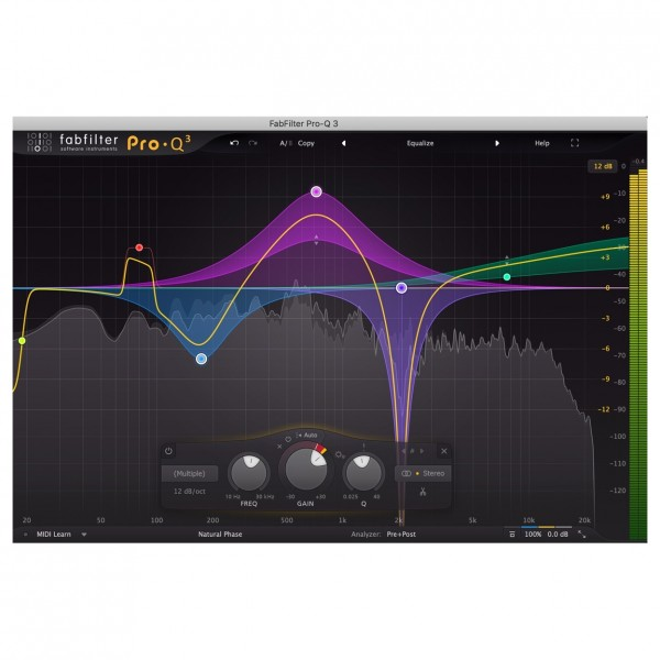 FabFilter Pro-Q 3, Digital Delivery