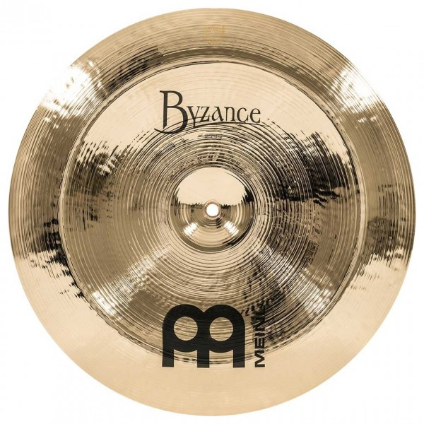 "Meinl Byzance Brilliant 18"" China"